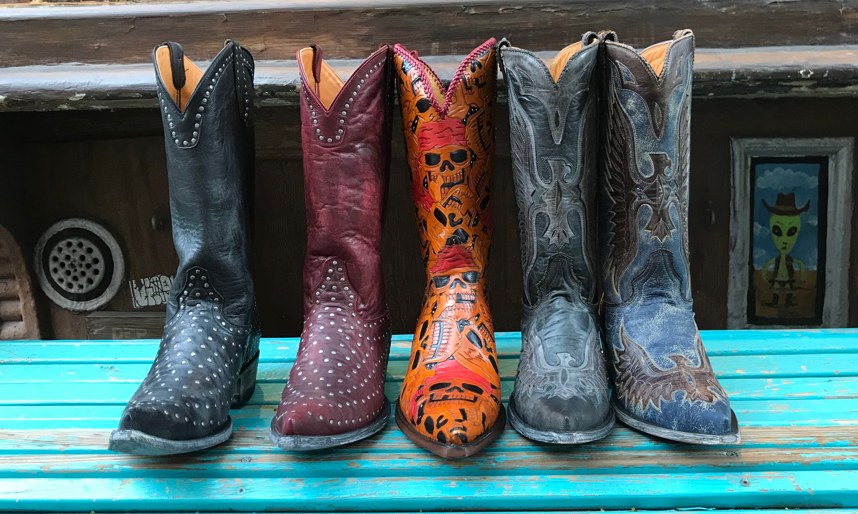 Space Cowboy Boots New York S Premier Western Boot Store