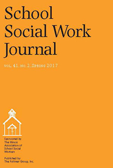 School Social Work Journal