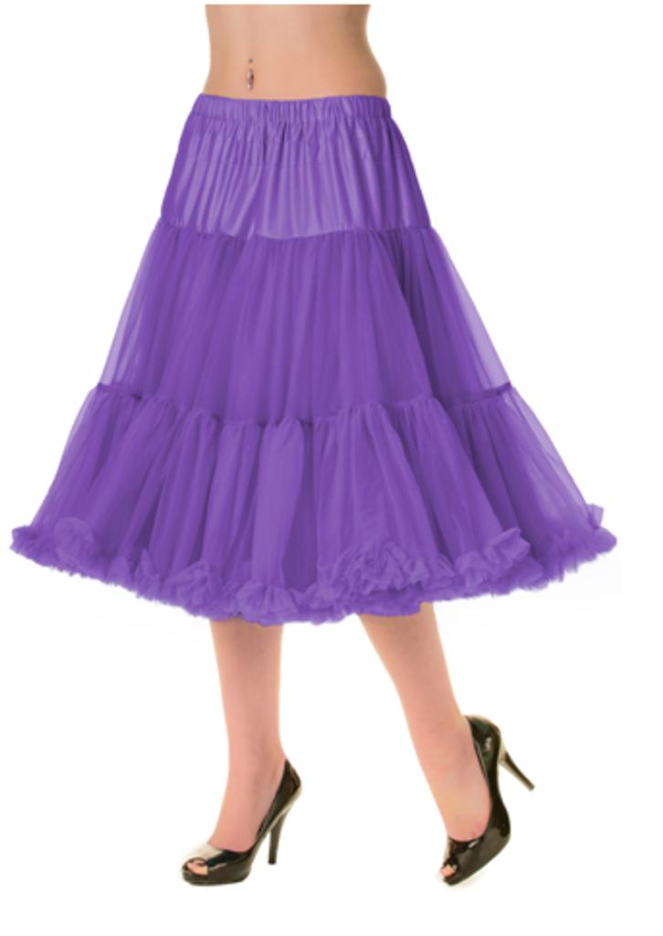 "26"" 1950s Soft Multi Layered Petticoat"