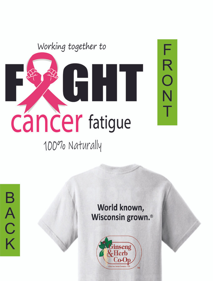 FIGHT Cancer Fatigue T-Shirts