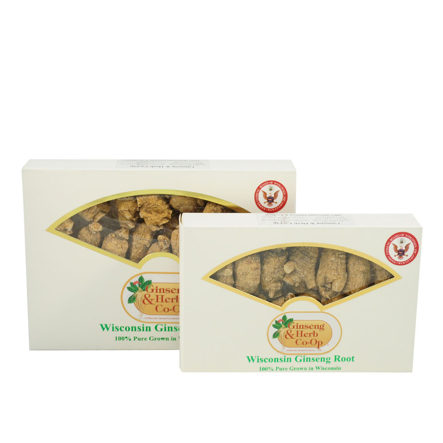 Pearl Large Wisconsin Ginseng
