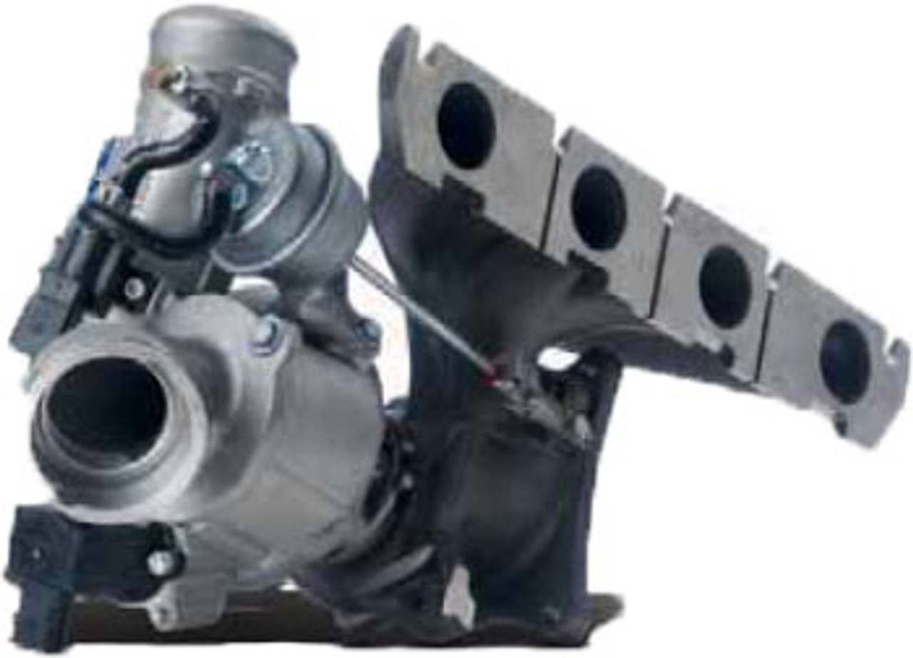 Borg Warner K Audi A Upgrade AGP Turbo - Audi a4 turbo upgrade