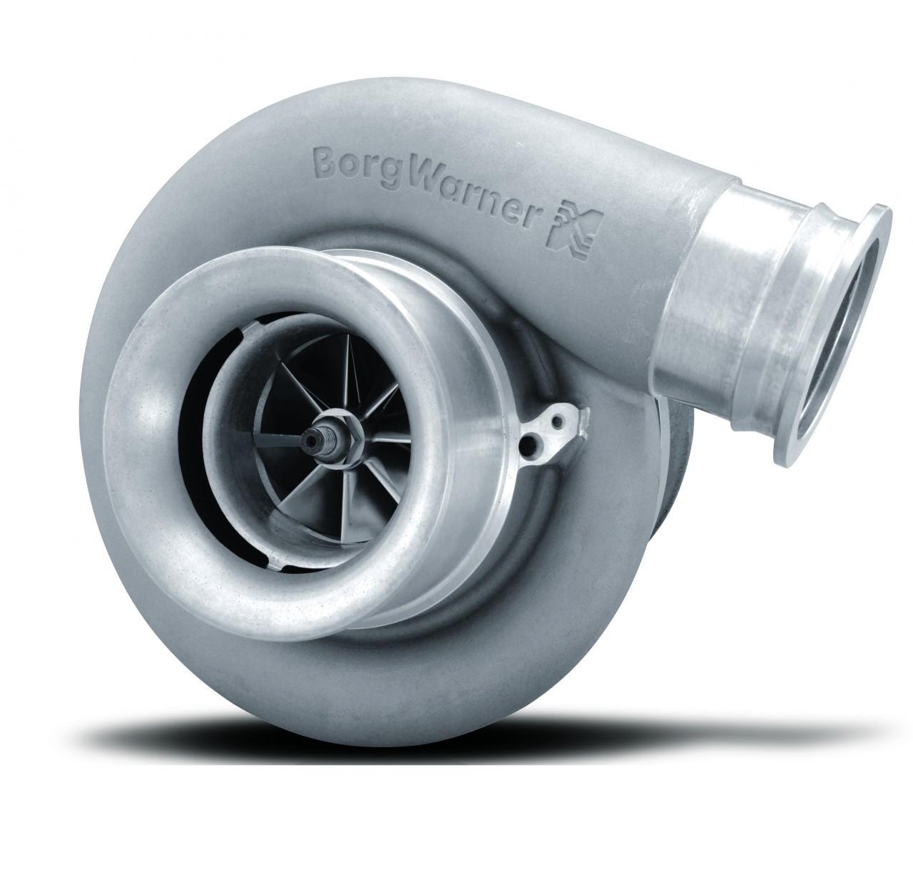 Shop Turbo Specific: Borg Warner S500SX Turbocharger (88mm)