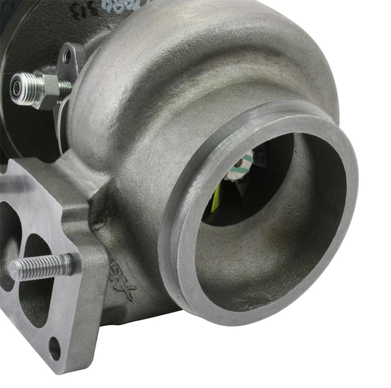 Precision Turbo Cummins: Borg Warner / AGP S300 SXE Non-Wastegated 3rd Gen Cummins