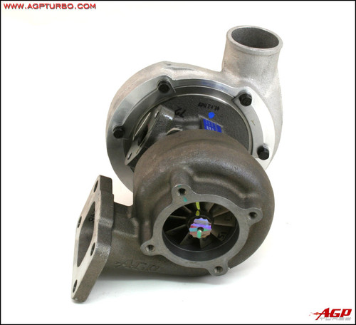 Agp Turbo Black Compressor Wheel T Shirt: Borg Warner / AGP S256sx Turbocharger