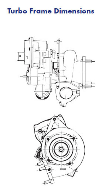 Borg Warner BV50 Porsche 997 Upgrade