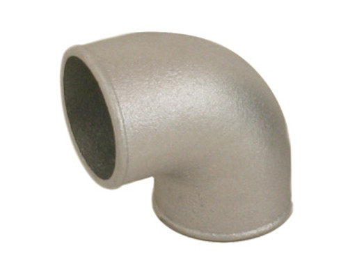 "AGP 2.75"" Cast Aluminum Elbow"