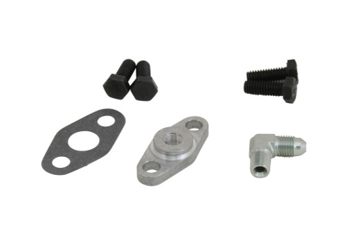 Oil Feed Flange Kit for T3/T4 and S200 / S300