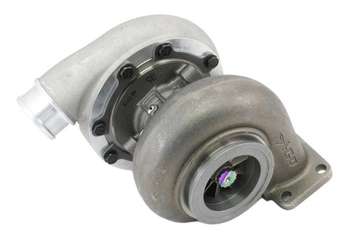 """Shown with T3 inlet 3"""" V Band Outlet Turbine Housing"""