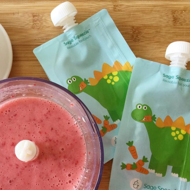 Raspberry Vanilla Yogurt Smoothie Recipe