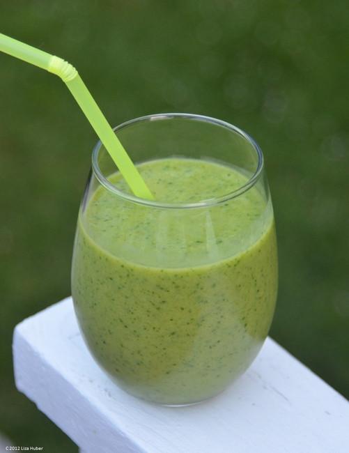 Mango Spinach Smoothie Recipe