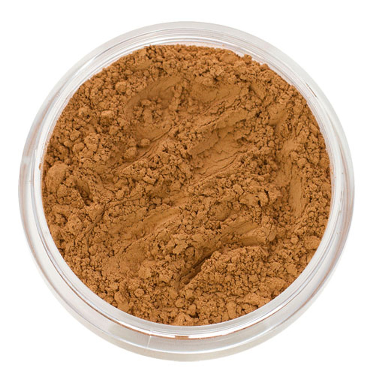 Mineral Foundation In Reddish Bronze  Sterling Minerals-6300