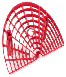 Grit Guard Wash Board - Red (GGWB-RED)