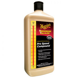 Meguiars M100 Pro Speed Compound - 32 oz