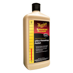 Meguiars M205 Mirror Glaze Ultra Finishing Polish - 32 oz. *New*