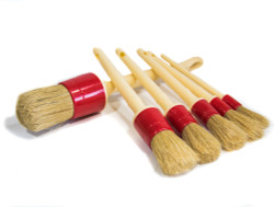 RaceGlaze Complete Brush Kit*