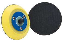 Flexible Backing Plate: Dual Action - 3 1/2""