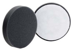 "Buff & Shine 4"" Black Finishing Pad (2 Pack)"