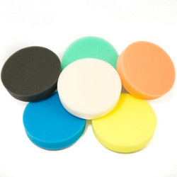 "6 pack Mix n Match 5 1/2"" Buff and Shine Foam Pads"