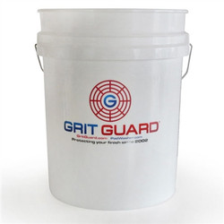 5 Gallon Wash Bucket w/ Grit Guard
