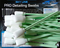 Large Foam Swabs