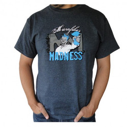 "Microfiber Madness: T-shirt ""Logo"" (Large)"