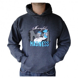 Microfiber Madness: Style Series Hoodie (Large)