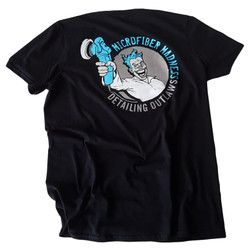 """Microfiber Madness: T-shirt """"OUTLAW"""" (M)"""