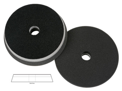 Lake Country HDO Black Finishing Pad 6 1/2""
