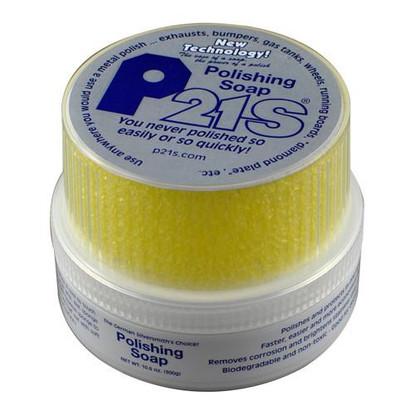 P21S Metal Polishing Soap 10.6 oz Jar
