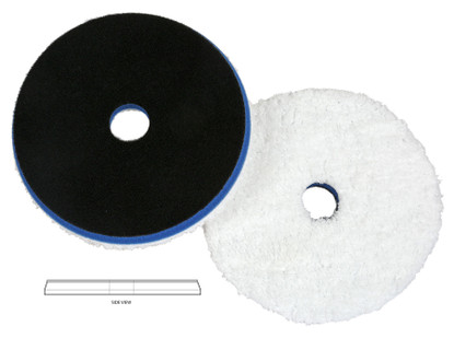 "Lake Country 5"" HDO Microfiber Cutting Pad"