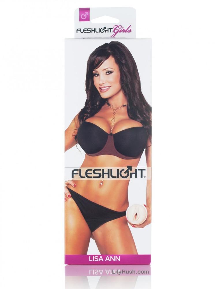 Fleshlight Test Lisa Ann Fleshlight
