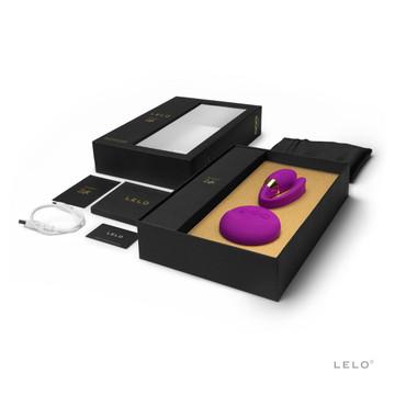Lelo Tiani 24k Karat Gold Couples Vibrator (Cerise)