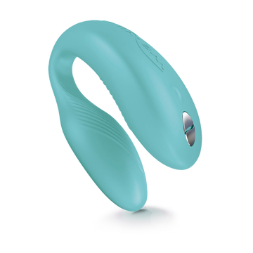 We-Vibe Sync Couples Vibrator With Remote Control (Aqua)