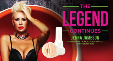 Fleshlight Girls Jenna Jameson Lotus | LilyHush.com