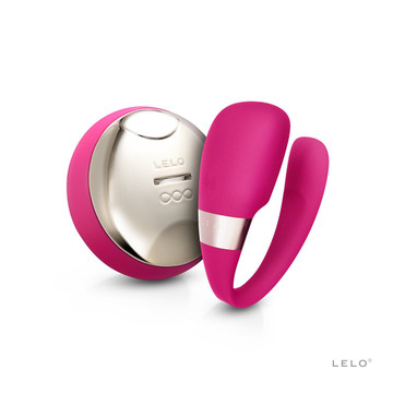 Lelo Tiani 3.0 Couples Vibrator (Cerise)