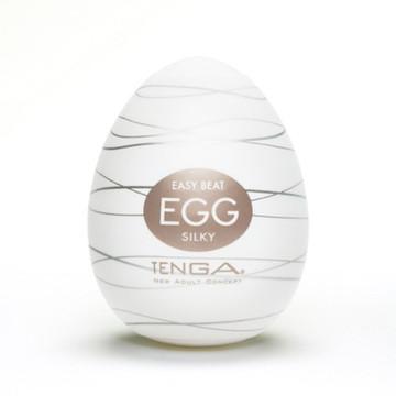 Tenga Egg Silky | Lily Hush