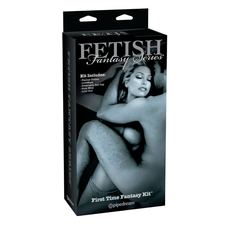 Pipedream Fetish Fantasy Limited Edition First Time Fantasy Kit
