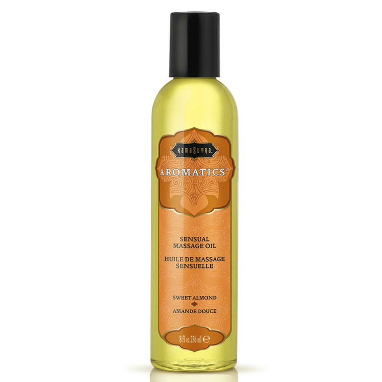 Kamasutra Aromatics Sweet Almond Soothing Massage Oil 59ml