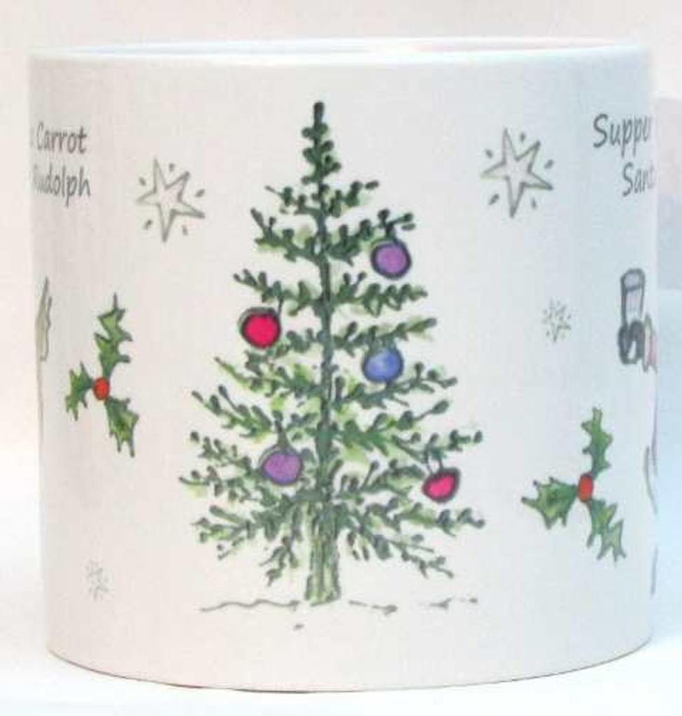 Side of mug