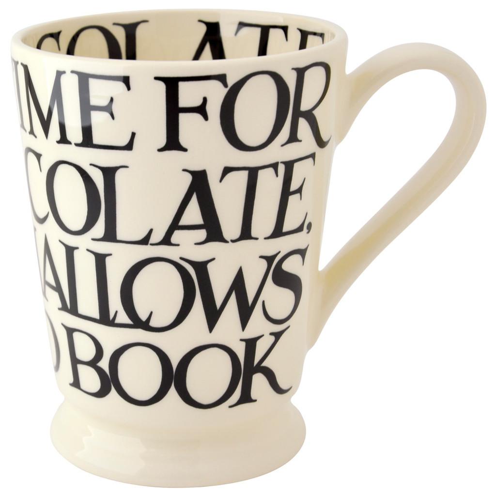 Black Toast All Over Cocoa Mug