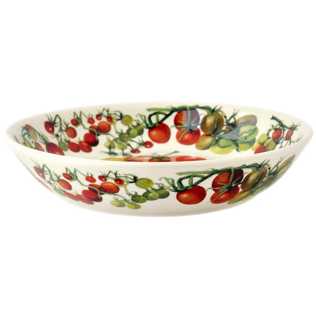 Emma Bridgewater Vegetable Garden Tomato Medium Pasta Bowl