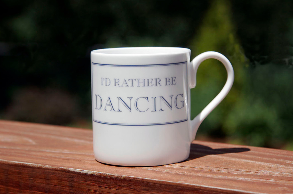 I'd Rather be Dancing