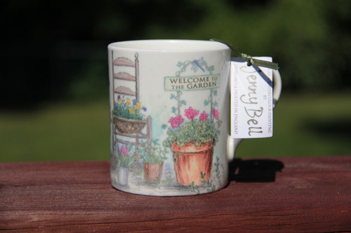 Welcome Sign Mug