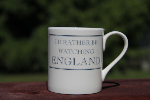 I'd Rather be Watching England