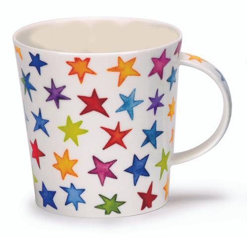 Cairngorm Starburst Mug