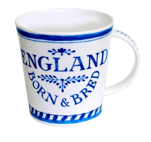 Cairngorm England Born & Bred Mug