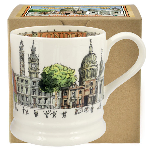 Emma Bridgewater London 1 Pint Mug boxed.