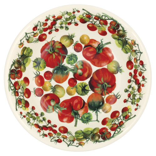 Emma Bridgewater Vegetable Garden Tomato Large Dish