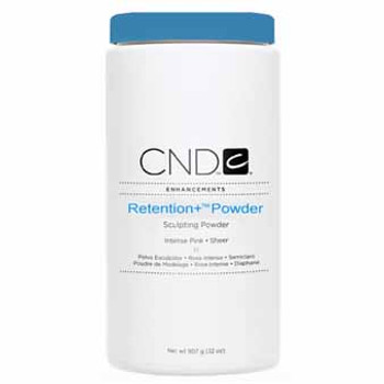 CND - Retention+ Powders Intense Pink Sheer 32oz (907g)